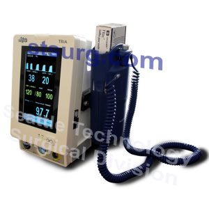 Axia TRIA Touch Screen Patient Monitor Multiparameter and ECG Monitors