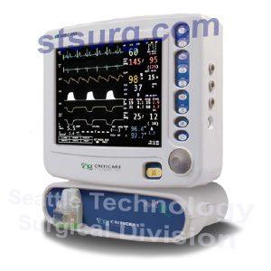 Multiparameter and ECG Monitors