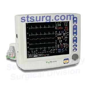 Multiparameter and ECG Monitors