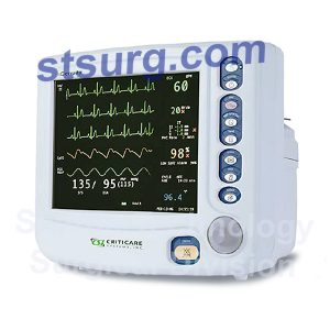 Criticare nGenuity Patient Monitor
