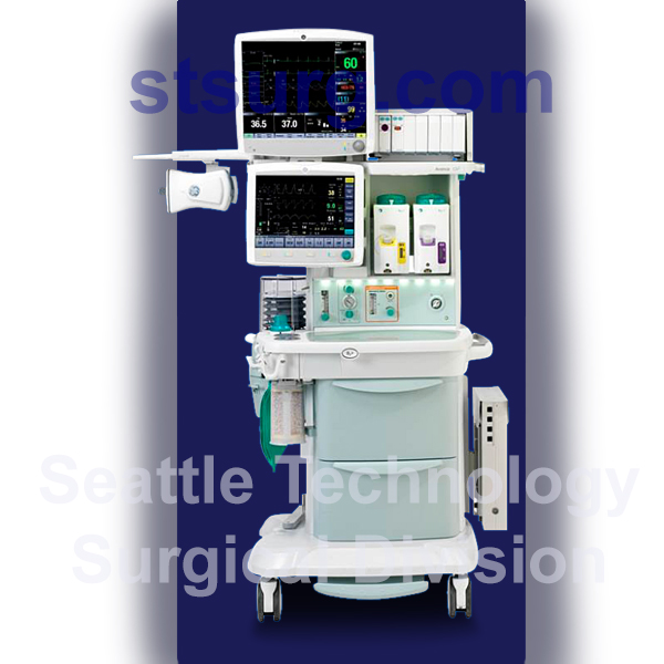 GE-Avance-CS2-Anesthesia-Machine