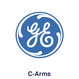 GE Logo We offer a wide range of c-arms