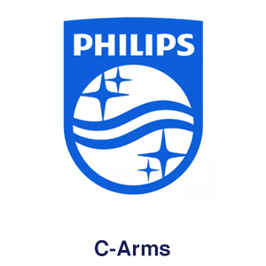 Philips Logo We offer a wide range of c-arms