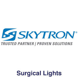 Skytron Surgical Lights Logo