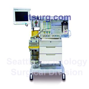 Anesthesia Machines Datex Ohmeda Aestiva 5 Anesthesia Machine