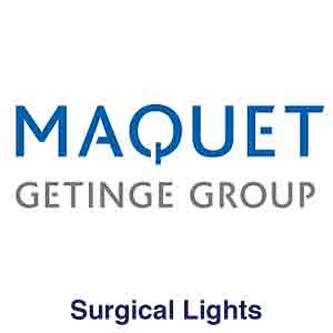 Maquet Surgical Lights Logo