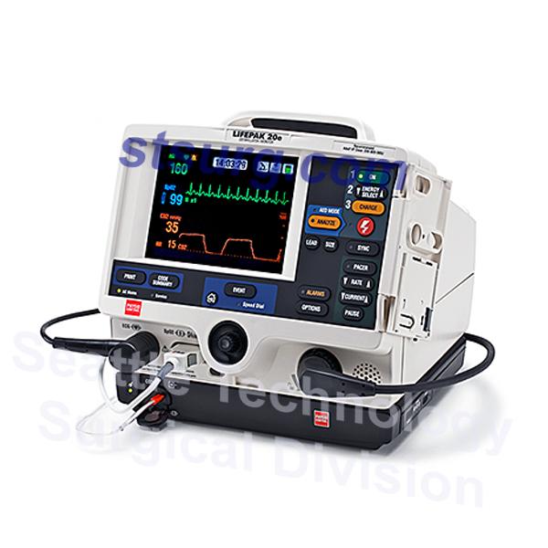Physio-Control-Lifepak-20e-Defibrillator