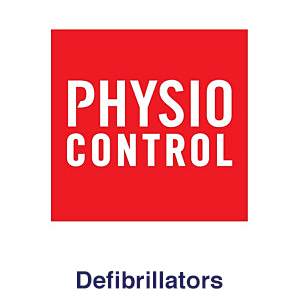 physio control defibrillators Logo