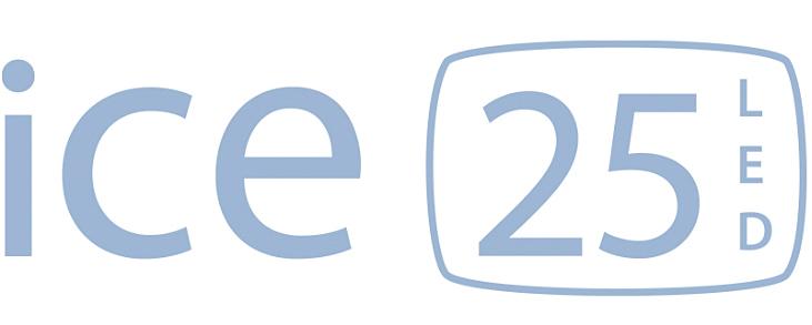 iCe 25 Logo