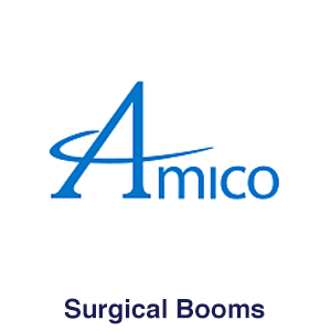 Amico Surgical Booms Logo