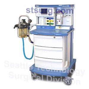 Anesthesia Machines Drager Fabius GS Anesthesia Machine