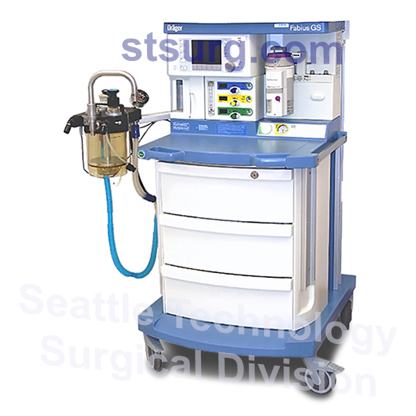 Drager-Fabius-GS-Anesthesia-Machine