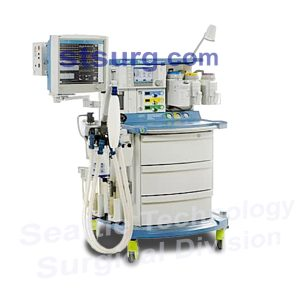 Drager Fabius GS Premium Anesthesia Machine Anesthesia Machines