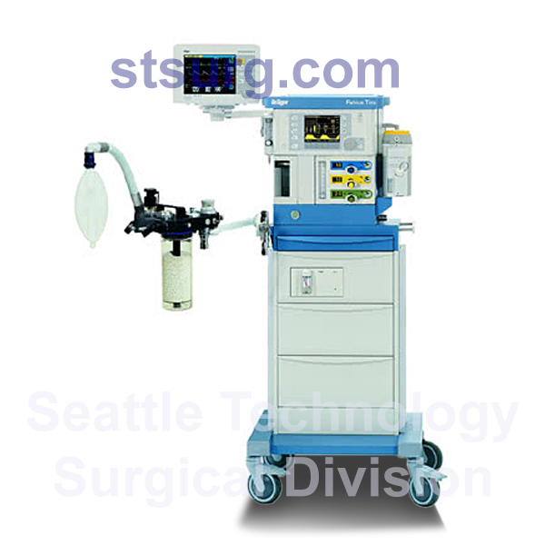 Drager-Fabius-Tiro-Anesthesia-Machine
