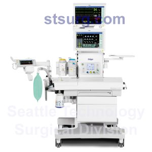 Drager Anesthesia Machines Drager Perseus A500 Anesthesia Machine