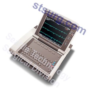 The GE MAC 5500 EKG Machine is designed to provide accurate information at the moment notice. This is so clinicians' can deliver quality