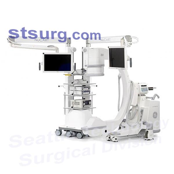 GE-NuCart-Surgical-Boom
