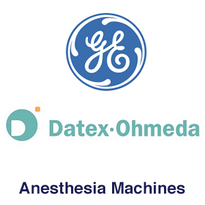 GE Datex Anesthesia Machines Logo