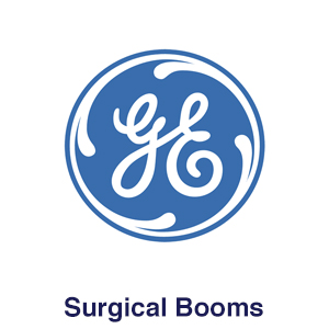 GE Surgical Booms Logo