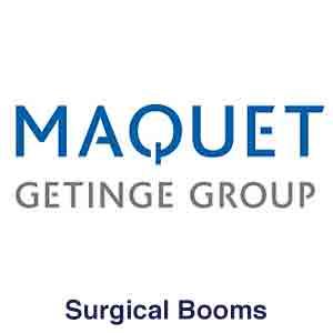 Maquet Surgical Booms Logo