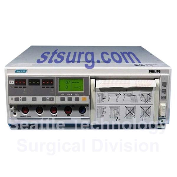 Philips-HP-50XM-M1360B-Fetal-Monitor