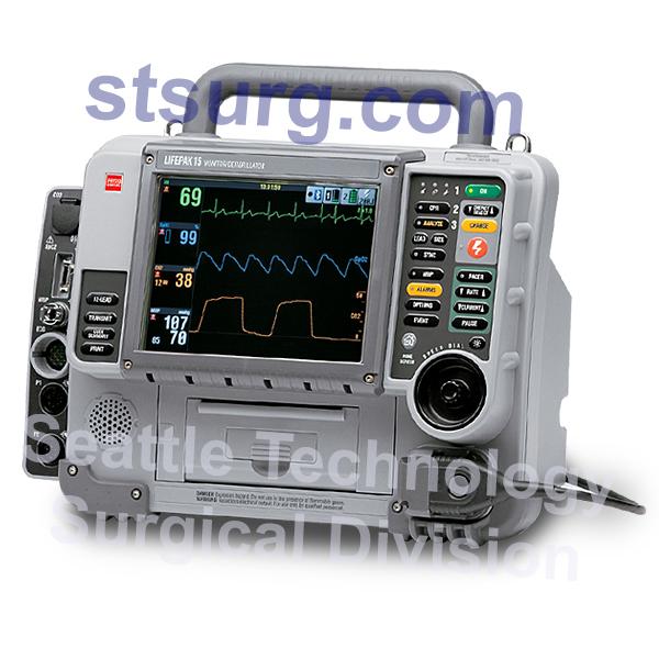 Physio-Control-Lifepak-15-Defibrillator