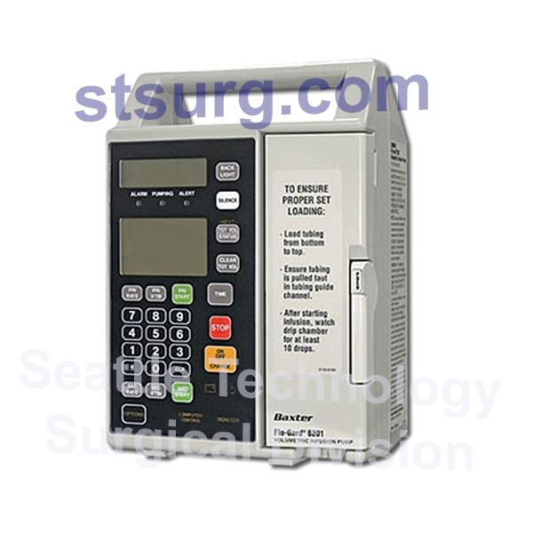 Baxter-6201-Infusion-Pump