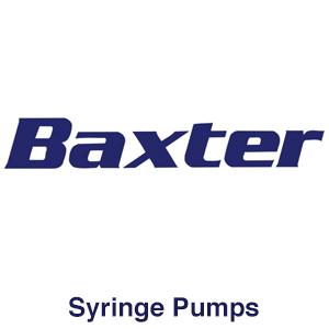 Baxter Syringe Pumps Logo
