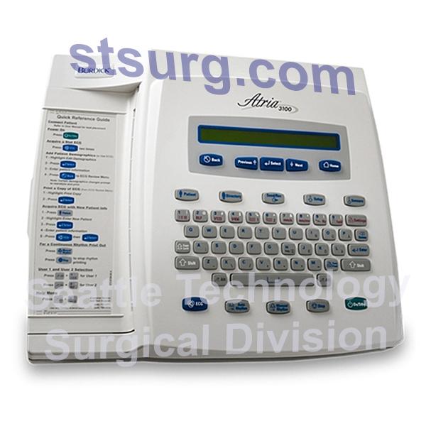 Burdick-Atria-3100-EKG-Machine