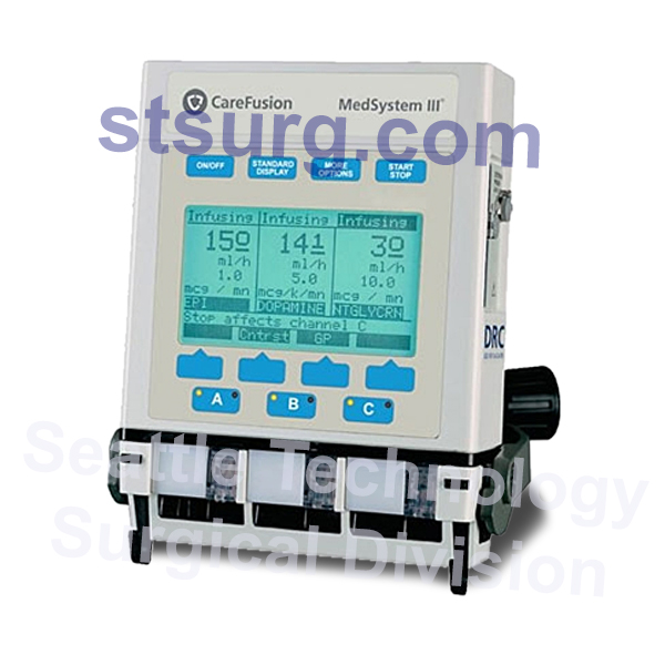 Carefusion Alaris MedSystem III Infusion Pump - Seattle