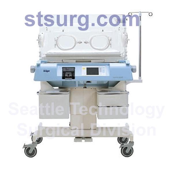 Drager-Isolette-8000-Infant-Incubator