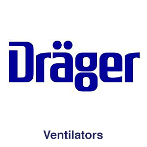 Drager Ventilators Logo