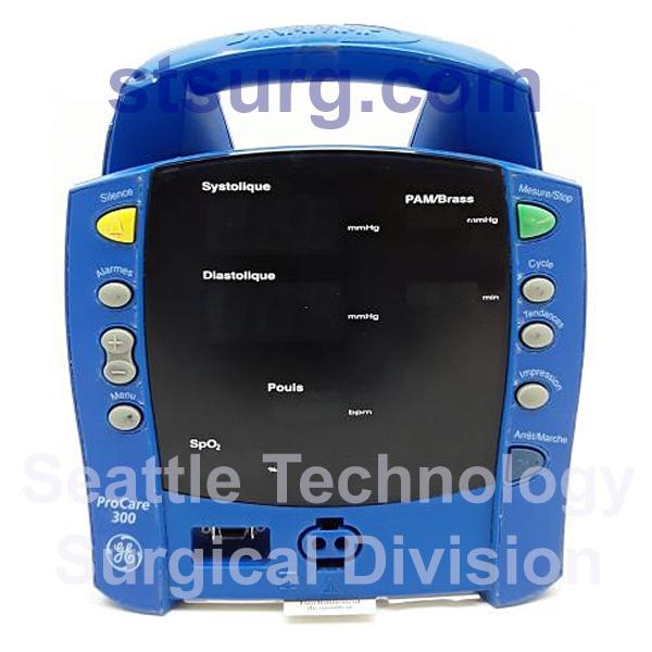 GE-Dinamap-Procare-300-Multiparameter-Monitor