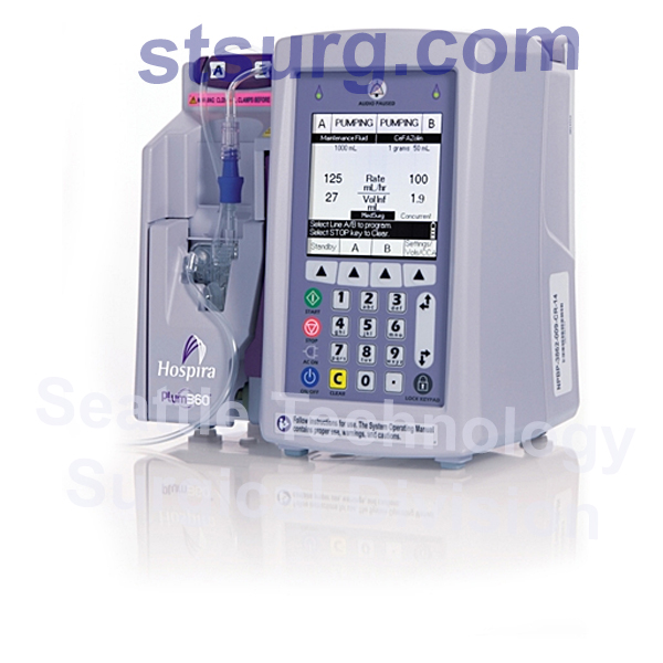 Hospira-Plum-360-Infusion-Pump