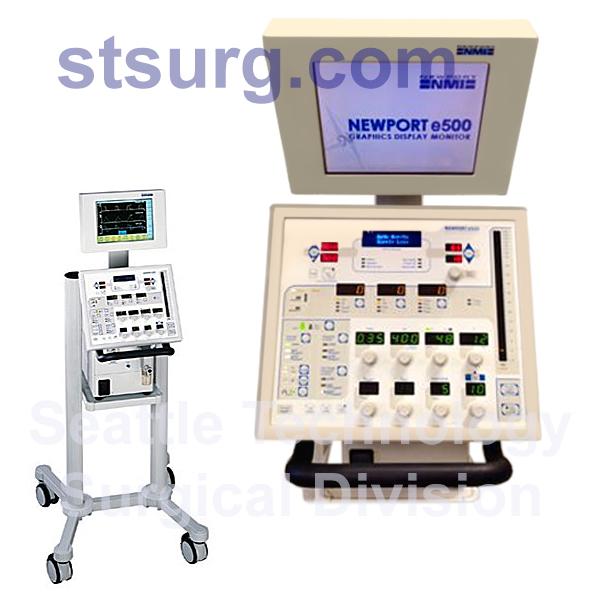 Newport-NMI-e500-Ventilator-Merge