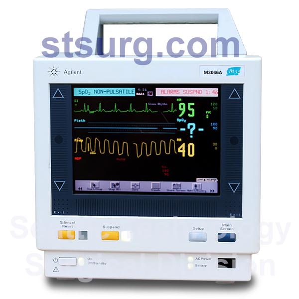 Philips-Agilent-Viridia-M3-Multiparameter-Monitor