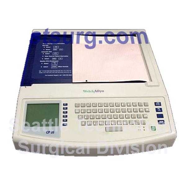 Welch-Allyn-CP-20-EKG-Machine