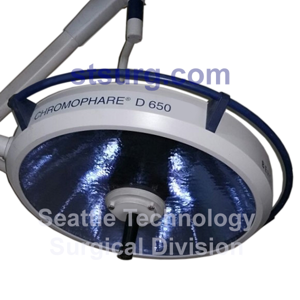Berchtold-Chromophare-D650-Surgical-Lights