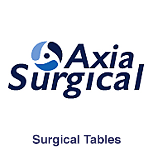 Axia Logo Surgical Tables