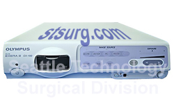 Olympus CV-180 Complete Endoscopy System Olympus Evis CV 180 Processor