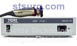 Storz Image 1 Endoscopy System Storz SCB Image 1 Hub 222010 20