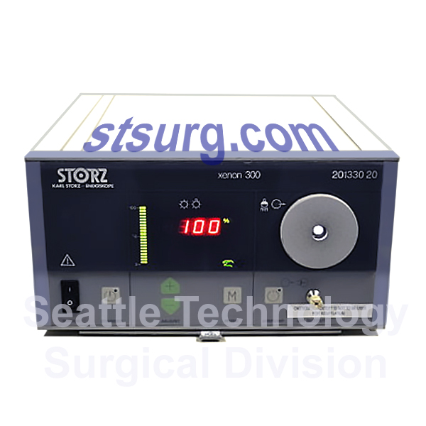 Storz-Xenon-300—20133020—300-Watt-Xenon-Light-Source