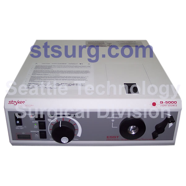 Stryker-Q5000—300-Watt-Xenon-Light-Source