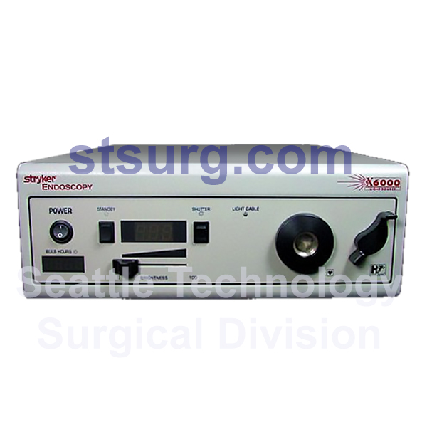 Stryker-X6000-300-Watt-Xenon-Light-Source