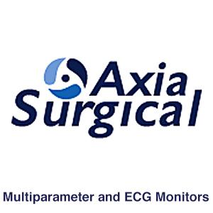 Axia Multiparameter and ECG Monitors Logo