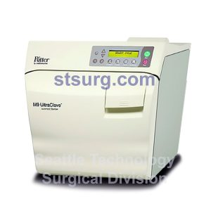 Midmark Ritter M9 Tabletop Autoclaves Sterilizers