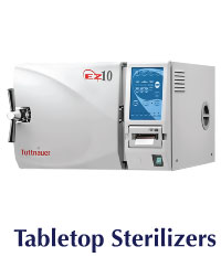 Tabletop Sterilizers