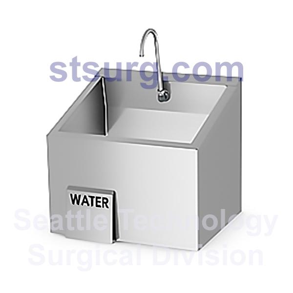 ES25-Single-Bay-Surgical-Scrub-Sink