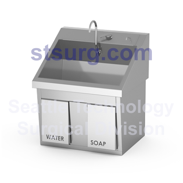 Ss32 Surgical Scrub Sink Seattle Technology Surgical