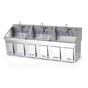SS96 Surgical Scrub Sink